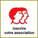 Inscription d'une association