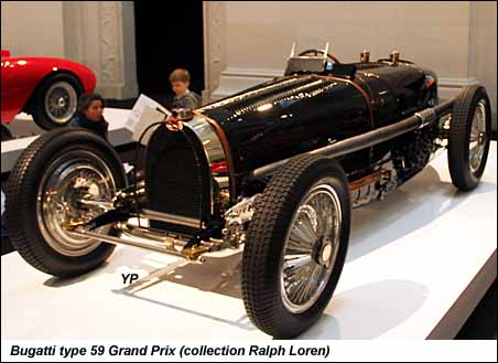 bugatti type 59 ralph loren guide automobiles anciennes. Black Bedroom Furniture Sets. Home Design Ideas