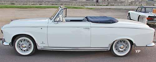 peugeot 403 cabriolet guide automobiles anciennes. Black Bedroom Furniture Sets. Home Design Ideas