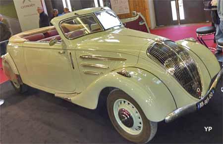 peugeot 402 cabriolet guide automobiles anciennes. Black Bedroom Furniture Sets. Home Design Ideas