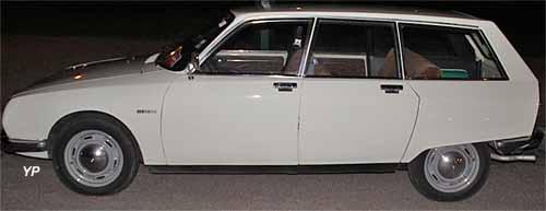 citro n gs break guide automobiles anciennes. Black Bedroom Furniture Sets. Home Design Ideas