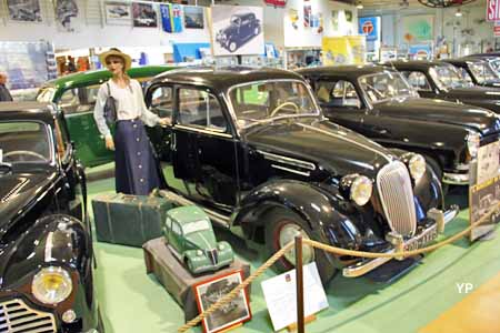 Mus&eacute;e Simca &agrave; Poissy (<i>Yalta Production</i>)