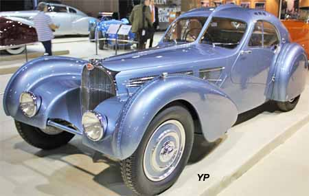 Bugatti type 57 SC Atlantic Mullin