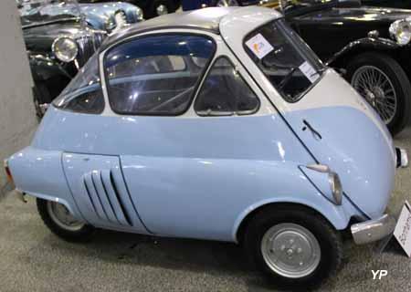 voitures italiennes années 60