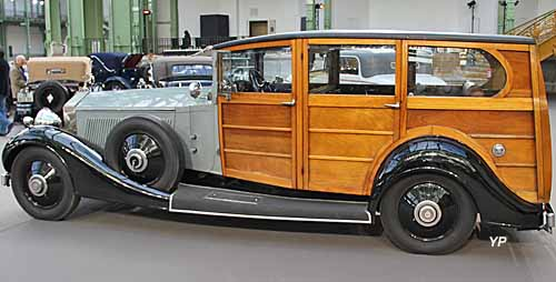 Rolls-Royce 40/50hp Phantom I Shooting Brake