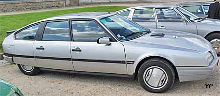 Citroën CX GTi Turbo 2