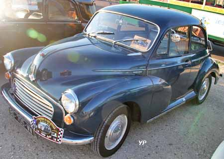 Morris Minor 1000 2 doors saloon (5e série)