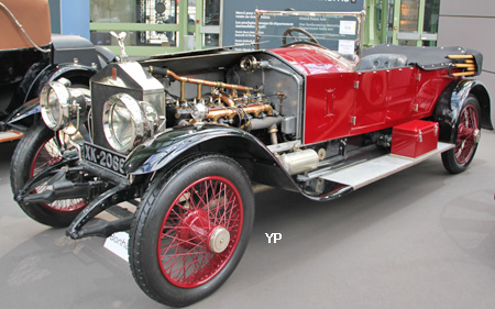 Rolls-Royce Silver Ghost Alpine Eagle Sports tourer