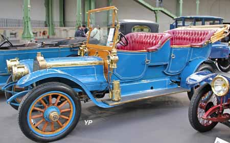 Talbot 25HP model 6AS roi de Belges tourer