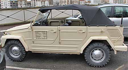 volkswagen 181 militaire guide automobiles anciennes. Black Bedroom Furniture Sets. Home Design Ideas