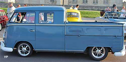 volkswagen combi pick up double cabine guide automobiles anciennes. Black Bedroom Furniture Sets. Home Design Ideas