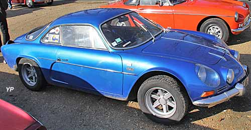 Alpine A110 Berlinette 1300