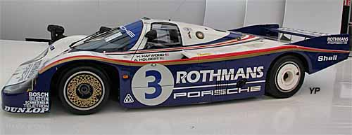 Porsche 956 n°3 longue queue