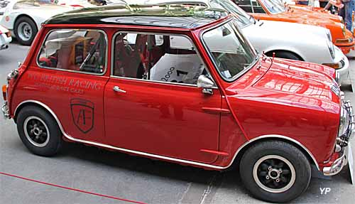 austin mini cooper s 1100 guide automobiles anciennes. Black Bedroom Furniture Sets. Home Design Ideas