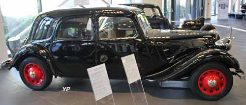 Citroën Traction 11B, 11 Normale, 11B Perfo