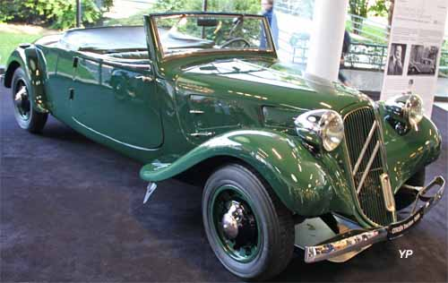 Citroën Traction 11B cabriolet