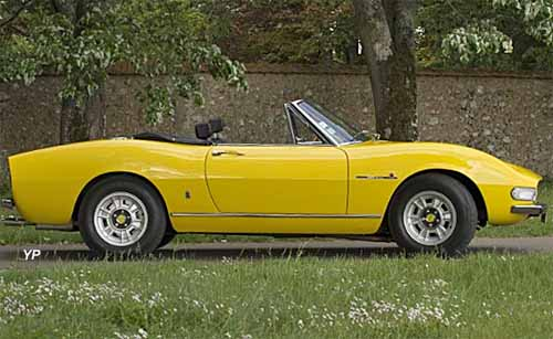 fiat dino 2400 spider guide automobiles anciennes. Black Bedroom Furniture Sets. Home Design Ideas