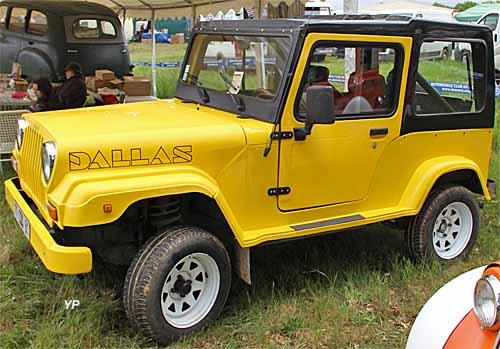 jeep dallas guide automobiles anciennes. Black Bedroom Furniture Sets. Home Design Ideas