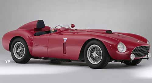 Ferrari 375 Plus (doc. Bonhams)