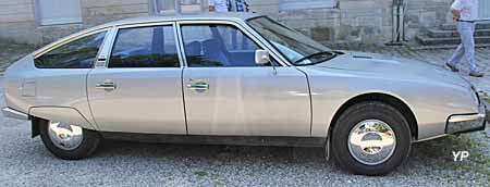 Citroën CX (doc. Yalta Production)
