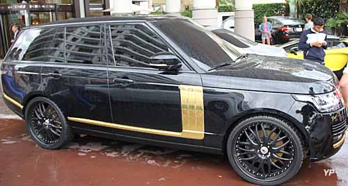 Range Rover Autobiography (doc. Yalta Production)