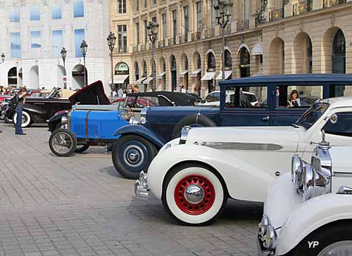 48e paris deauville rallye et concours d 39 l gance 2014 guide automobiles anciennes. Black Bedroom Furniture Sets. Home Design Ideas