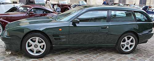 Aston Martin V8 Shooting Brake
