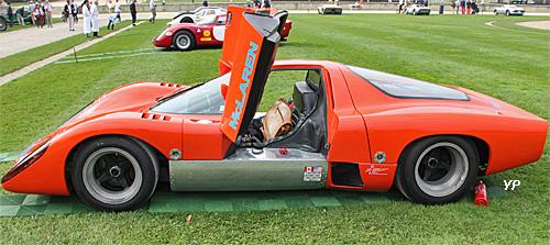 mclaren m12 gt - guide automobiles anciennes