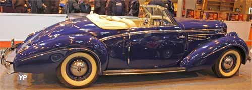 Chrysler C23 Imperial roadster Pourtout