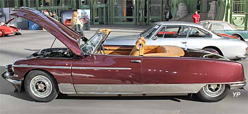 citro n ds 21 cabriolet chapron le caddy 1966 guide automobiles anciennes. Black Bedroom Furniture Sets. Home Design Ideas