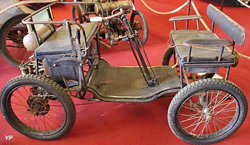 Bruneau Quadricycle