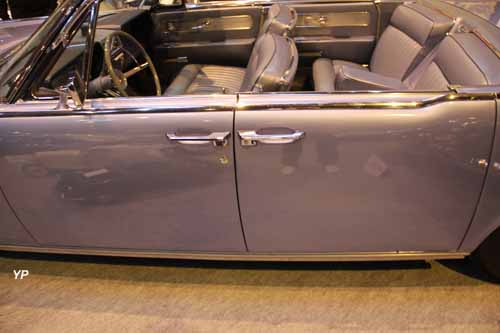 Lincoln Continental Mark III convertible (doc. Yalta Production)
