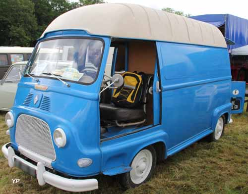 Renault Estafette 800 (doc. Yalta Production)