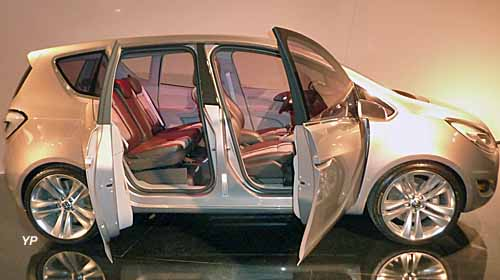 Opel Meriva concept (doc. Yalta Production)