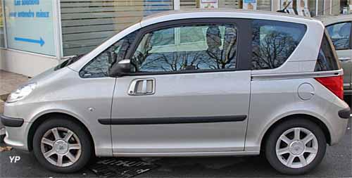 Les portes et ce qu 39 elles apportent guide automobiles - Peugeot 1007 probleme porte coulissante ...