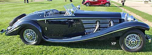 Mercedes-Benz 500 K Spezial Roadster