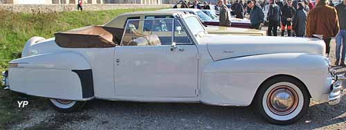 Lincoln Continental Convertible 1947