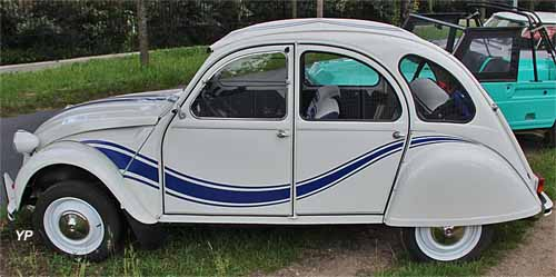 Citroën 2 CV France 3