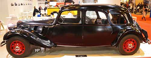 Citroën Traction 11 C (Commerciale)