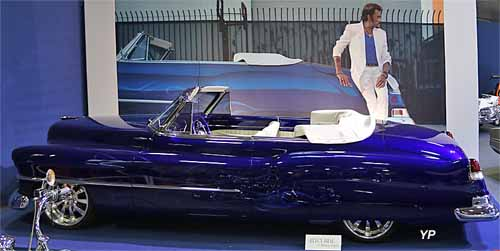 Cadillac 62 convertible Custom Boyd Coddington