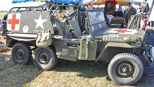 Jeep Willys 6x6 MT-Tug