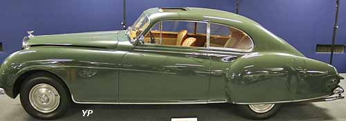 Bentley R-Type Continental Sports Saloon Mulliner