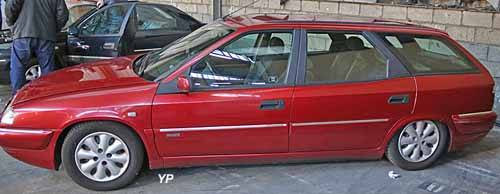 Citroën Xantia Phase II break Exclusive