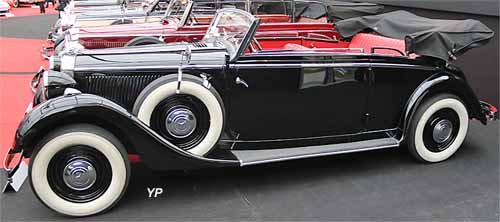 Mercedes 290 Cabriolet B