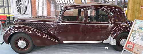 Citroën Traction Splendilux