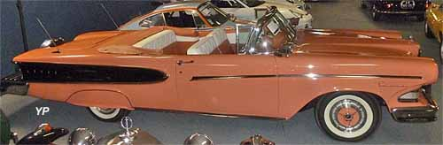 Edsel Pacer convertible