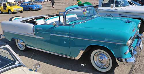 Chevrolet 1955 Bel Air convertible
