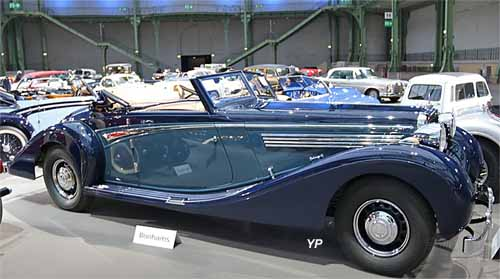 Maybach SW-38 Special Roadster Spohn