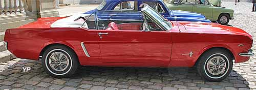 Ford Mustang 64-65 289 convertible