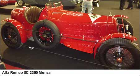 alfa romeo 8c 2300 monza guide automobiles anciennes. Black Bedroom Furniture Sets. Home Design Ideas